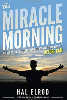 The Miracle Morning book cover