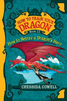 How to Betray a Dragon's Hero book cover