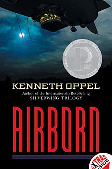 Airborn book cover
