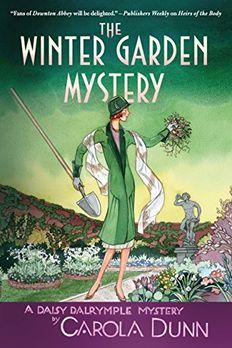 The Winter Garden Mystery book cover
