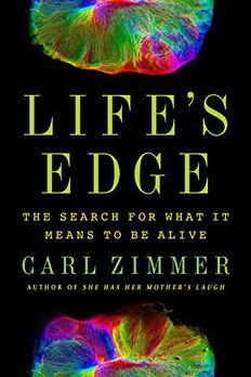 Life's Edge book cover