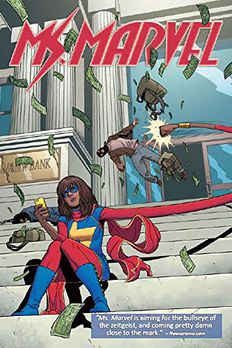 Ms. Marvel Volume 2 book cover