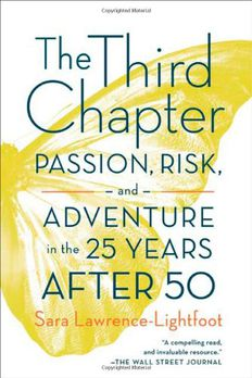 The Third Chapter book cover