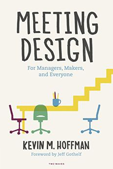 Meeting Design book cover