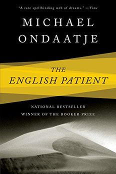 The English Patient book cover