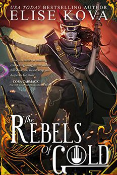 The Rebels of Gold book cover