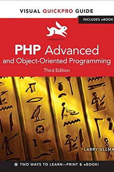 PHP Advanced and Object-Oriented Programming book cover