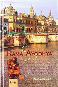 Rama and Ayodhya book cover