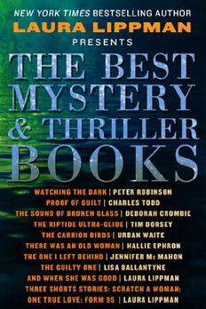 The Best Mystery & Thriller Books book cover
