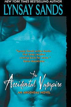 The Accidental Vampire book cover