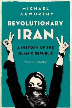 Revolutionary Iran book cover