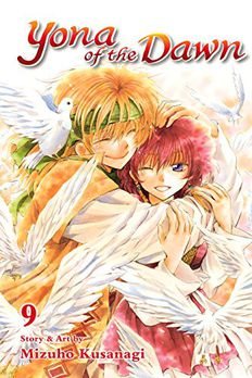Yona of the Dawn, Vol. 9 book cover