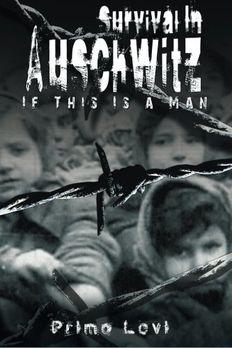 Survival In Auschwitz book cover