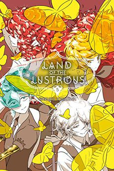 Land of the Lustrous, Vol. 5 book cover