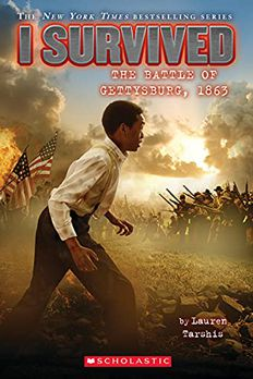 I Survived the Battle of Gettysburg, 1863 book cover