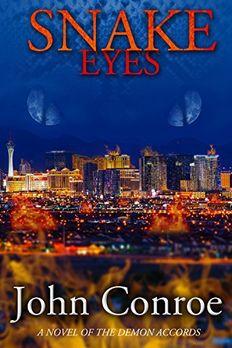 Snake Eyes book cover