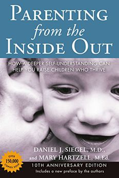 Parenting from the Inside Out book cover