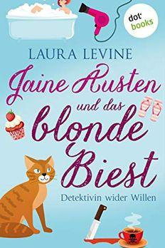 Jaine Austen und das blonde Biest book cover