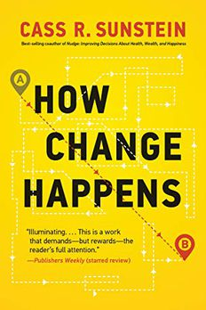 How Change Happens book cover