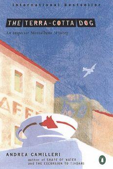 The Terra-Cotta Dog book cover