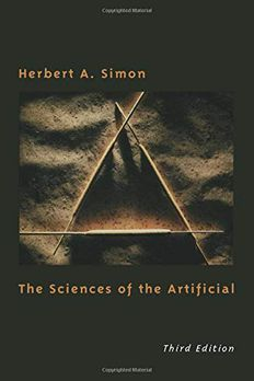 The Sciences of the Artificial  book cover