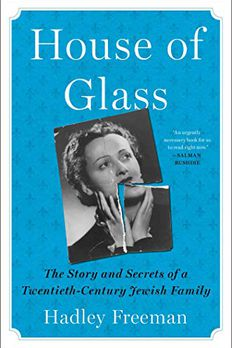 House of Glass book cover
