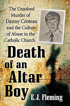 Death of an Altar Boy book cover