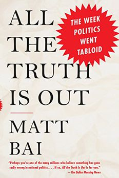 All the Truth Is Out book cover