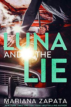 Luna and the Lie book cover