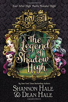 Monster High/Ever After High book cover