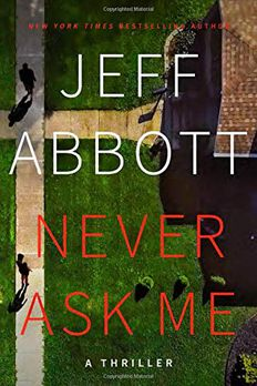 Never Ask Me book cover