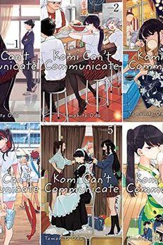 Komi Can't Communicate, Vol. 3 book cover