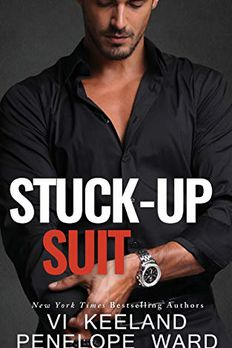 Stuck-Up Suit book cover