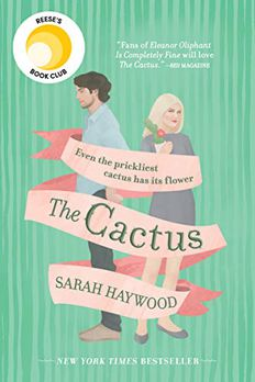 The Cactus book cover