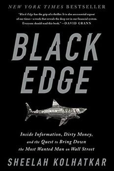 Black Edge book cover
