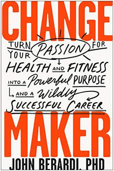 Change Maker book cover