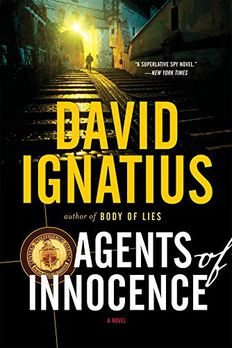 Agents of Innocence book cover