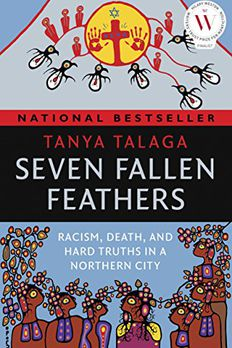 Seven Fallen Feathers book cover