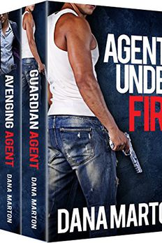 Agents Under Fire book cover