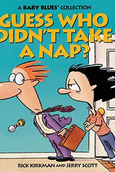 Guess Who Didn't Take A Nap? book cover