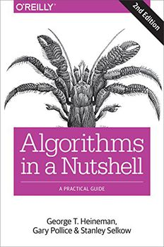 Algorithms in a Nutshell book cover