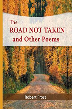 The Road Not Taken and Other Poems book cover