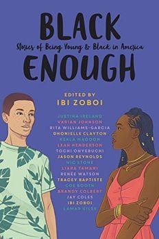 Black Enough book cover