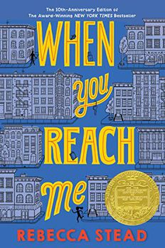When You Reach Me book cover