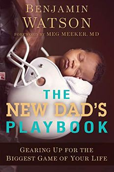 New Dad's Playbook book cover