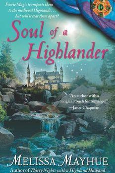 Soul of a Highlander book cover
