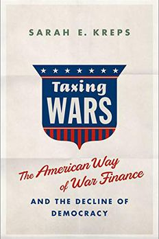 Taxing Wars book cover
