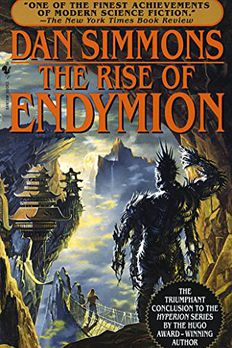 The Rise of Endymion book cover