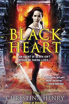 Black Heart book cover