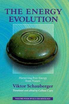The energy evolution  book cover